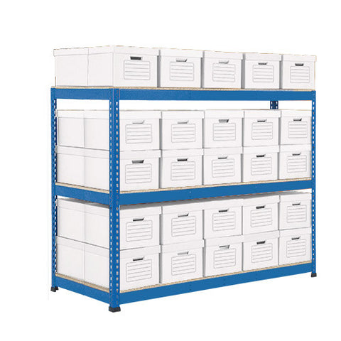 RSS 1 All Archive Storage Unit 50 boxes