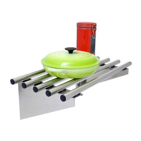 Stainless Steel Piped Shelf