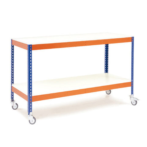 NR1 MOBILE Bench (915mm) High - Melamine