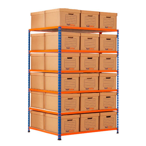 RSS 2 Document Storage Unit 36 box