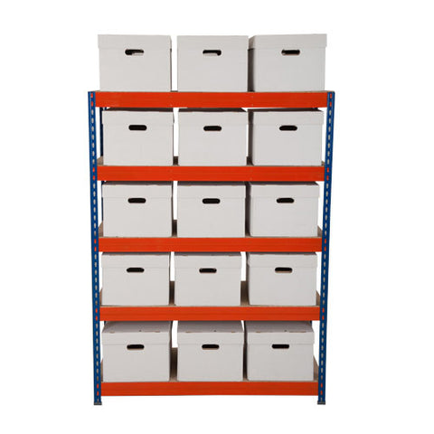 RSS 3 Document Storage c/w 15 boxes