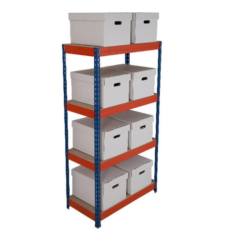 RSS 3 Document Storage c/w 8 boxes