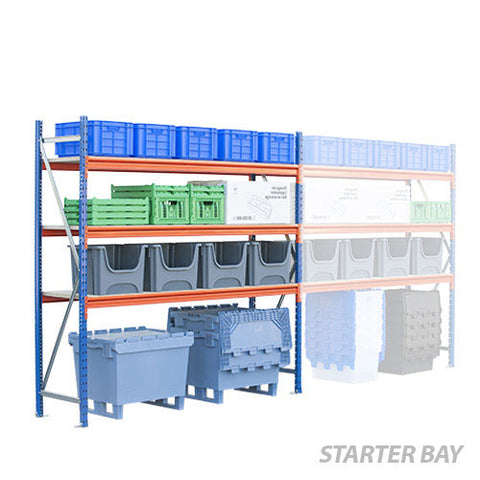 Rapid Span Starter Bay - 3 Heavy Levels