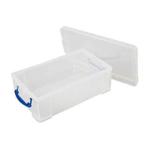 Really Useful Box 12ltr Clear
