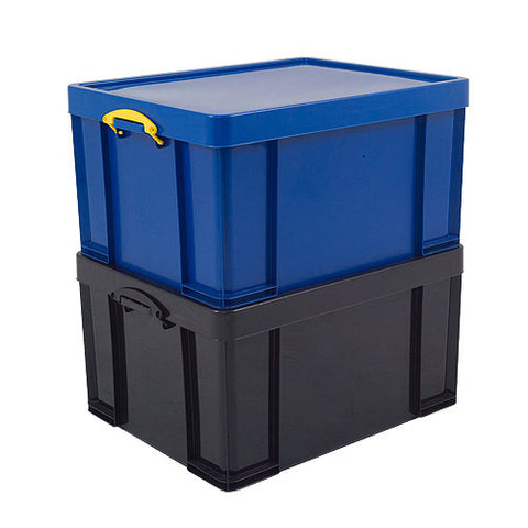 Really Useful Box 145ltr Clear