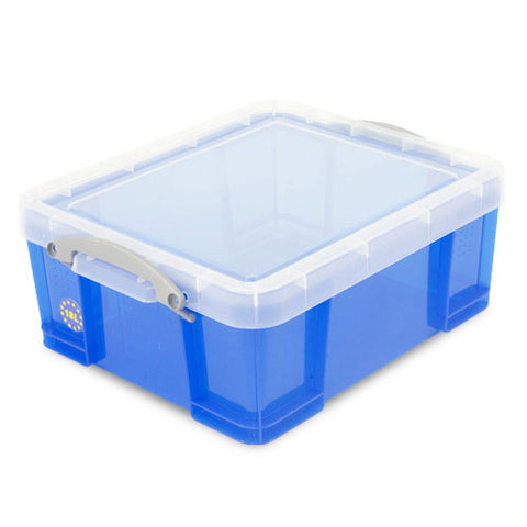 Really Useful Box 18ltr Clear