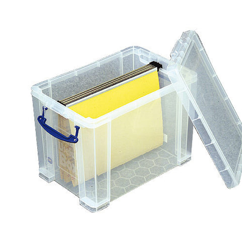 Really Useful Box 19ltr Clear