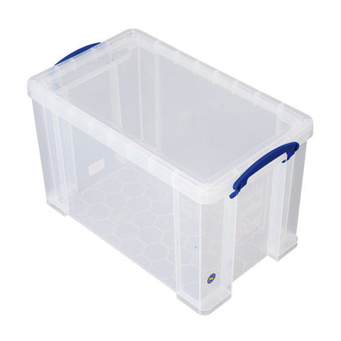 Really Useful Box 24ltr Clear