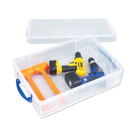 Really Useful Box 24.5ltr Clear