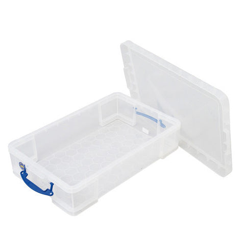 Really Useful Box 33ltr Clear