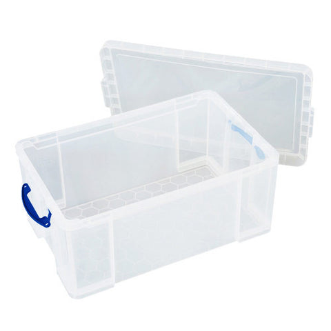 Really Useful Box 48ltr Clear