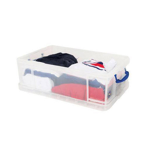 Really Useful Box 50ltr Clear