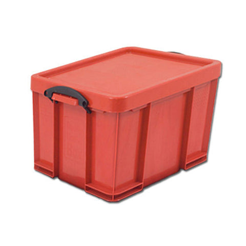 Really Useful Box 84ltr Clear