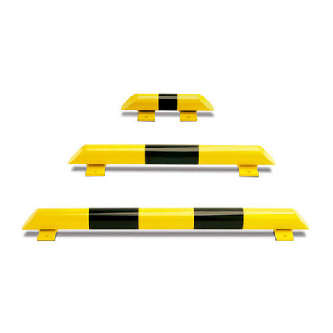 Floor Level Collision Protection Bars