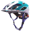 EVO AM  HELMET CE ORANGE BLUE
