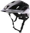 EVO AM PATROL HELMET CE BLACK/WHITE