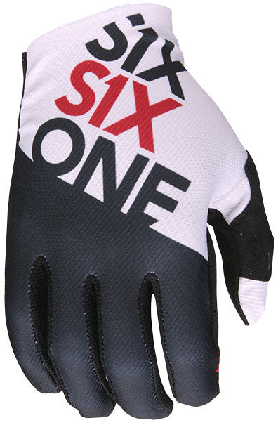 RAJI GLOVE BLACK/WHITE