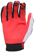 COMP LINES GLOVE RED