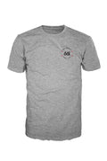 LIFE PREMIUM TEE HEATHER GRAY