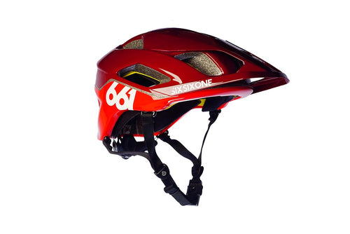EVO AM HELMET W/MIPS CE MATADOR RED