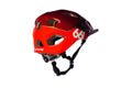 EVO AM HELMET CE MATADOR RED