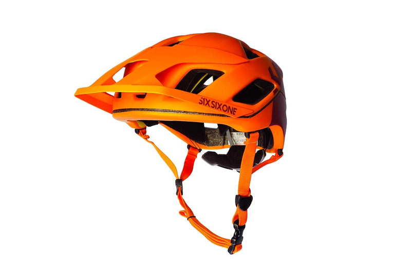 EVO AM PATROL HELMET W/MIPS CE AUTUMN ORANGE
