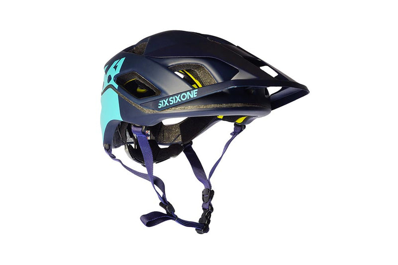 EVO AM PATROL HELMET CE DEEP NAVY