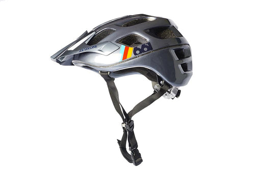 RECON SCOUT HELMET CE SMOKE GRAY