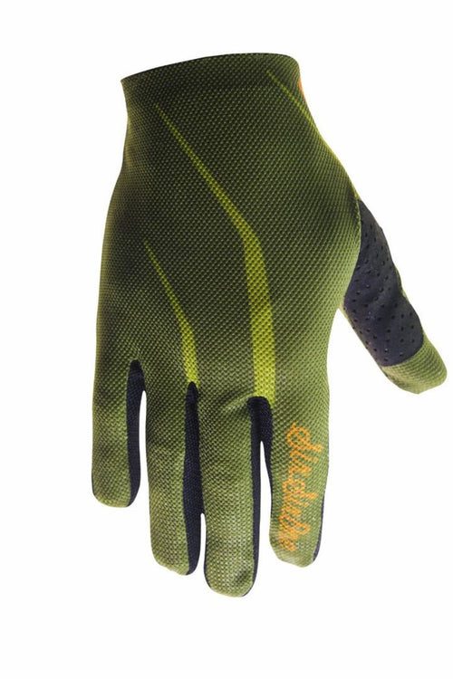 RAJI GLOVE DEEP FOREST GREEN