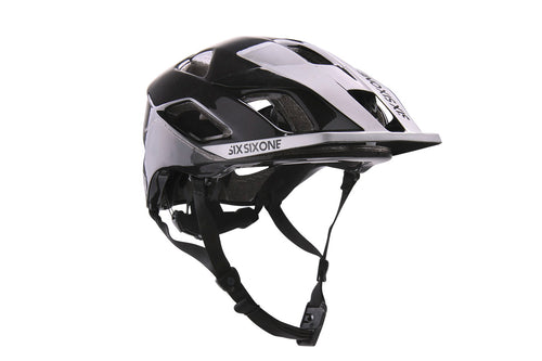 EVO AM  HELMET CE METALLIC BLACK