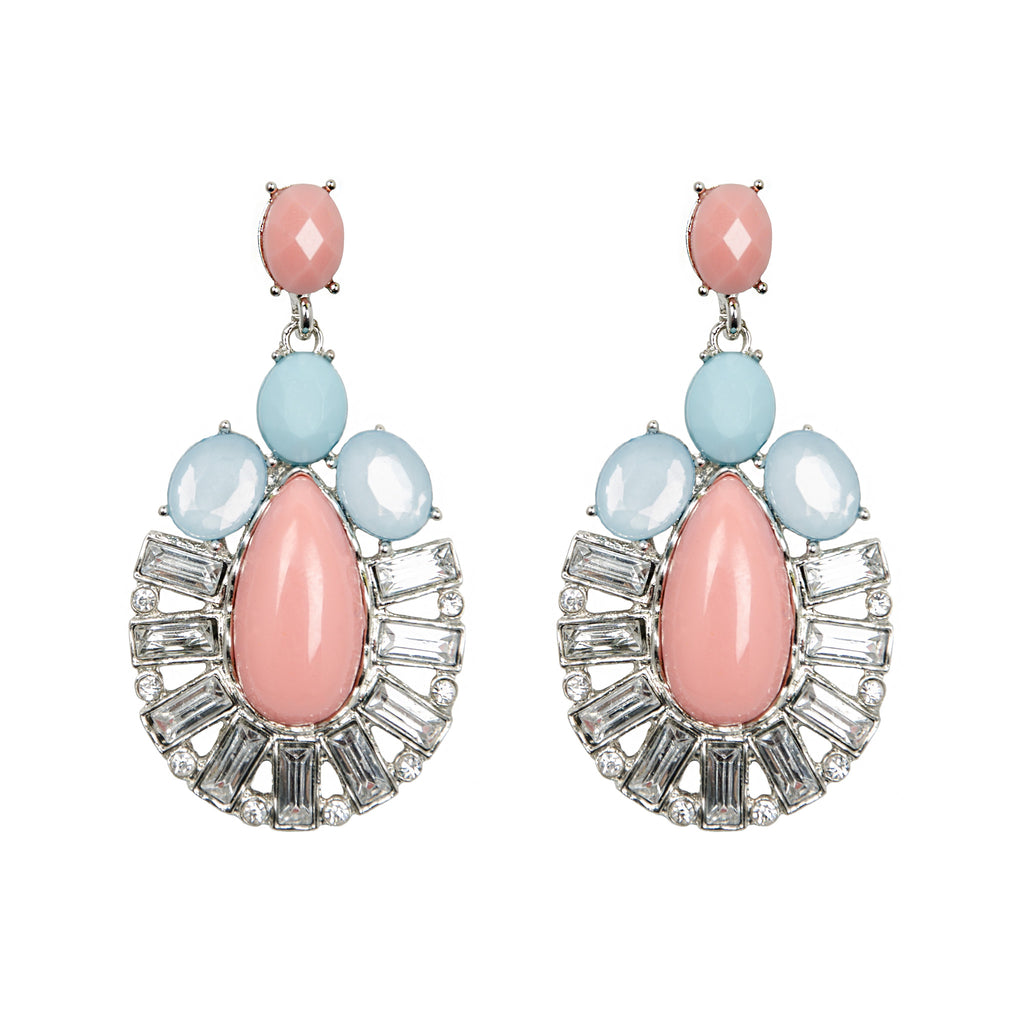oscar clipon earrings tone la by runway shop rent the oceanjeweltoneearrings de ocean jewel for jewelry renta designers