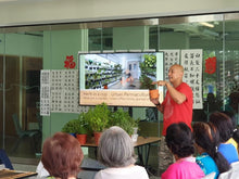 Talks on Urban Farming, Climate Change and Entrepreneurship - Why I do what I do