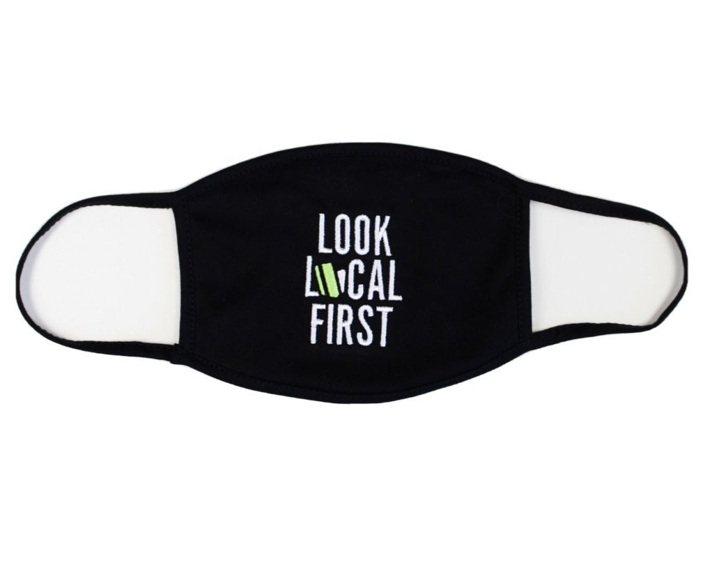 Look Local First Face Mask