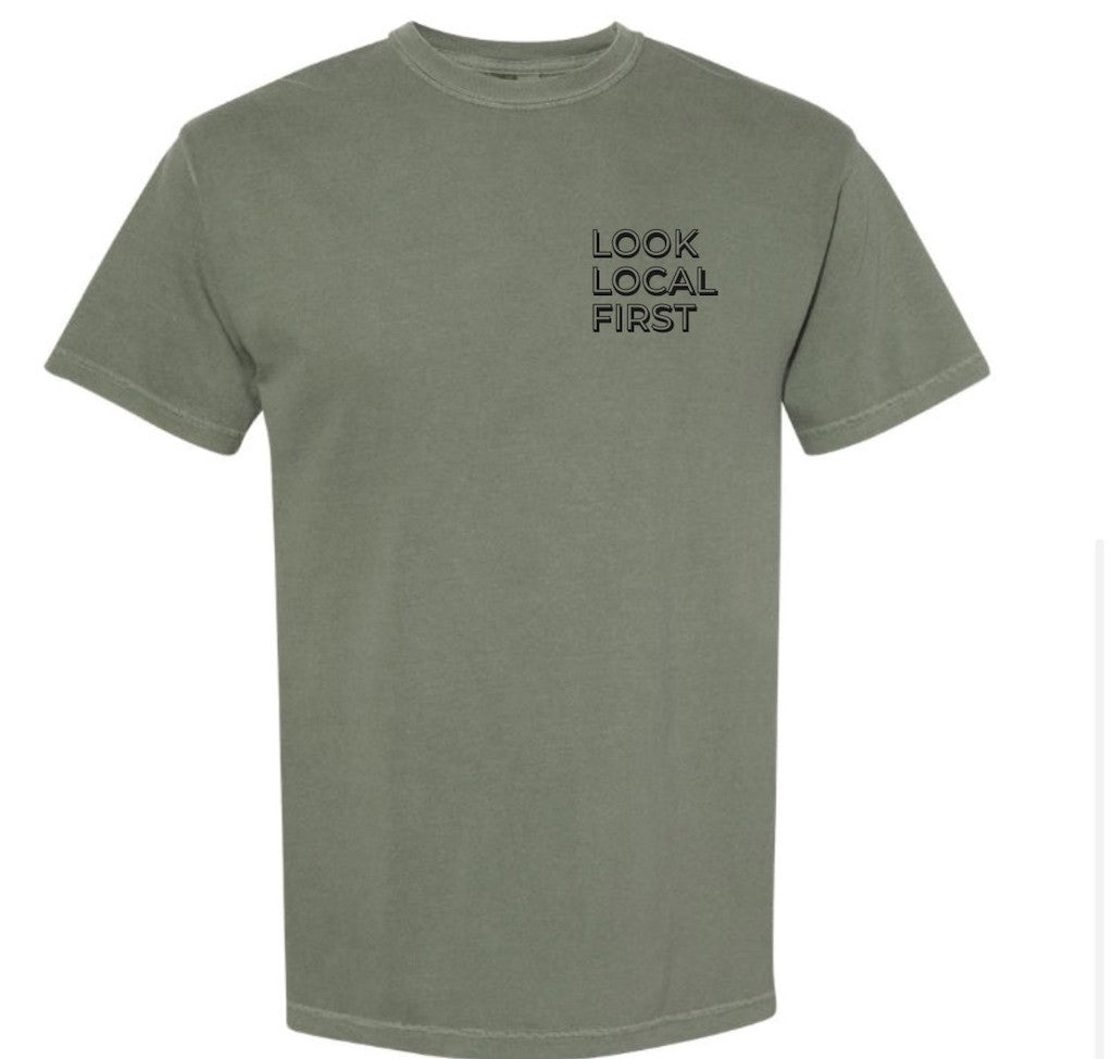 Look Local First - pocket