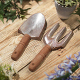 Chocolate Garden Tool Set