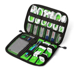 Travel Cable Organizer System