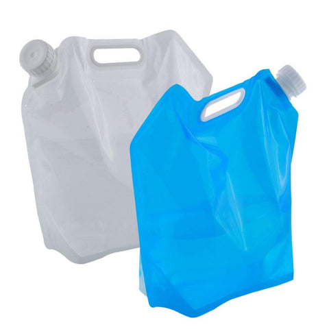 Lightweight Collapsible Water Bag, 5L