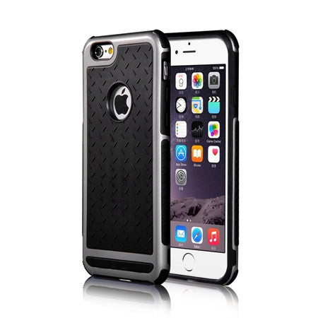 Ultra Thin Shockproof Rubber iPhone Case