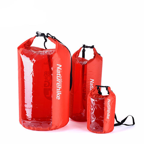 Drybag, 5L, 20L, or 60L with Clear Window