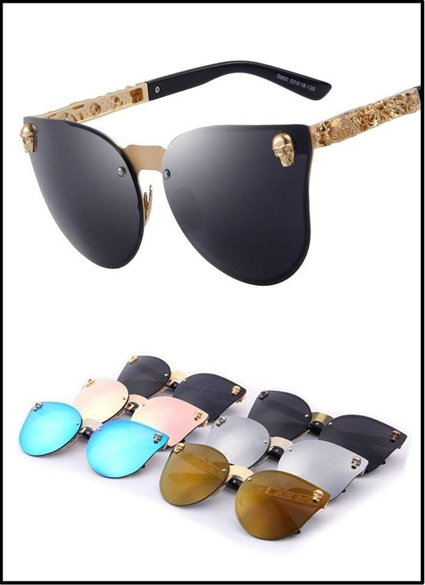 Stylish Skull Sunglasses