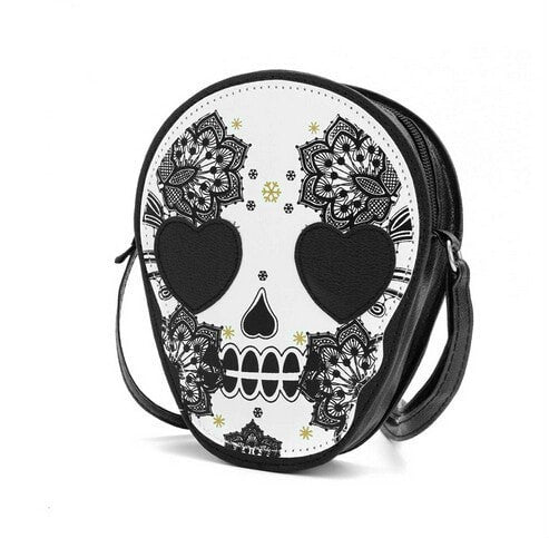 Women Skull Head bag