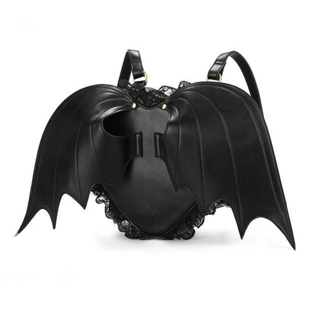 Gothic Devil Wings Bag