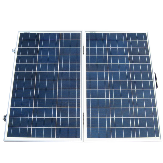 ECO-WORTHY Portable Folding Polycrystalline PV Solar Panel