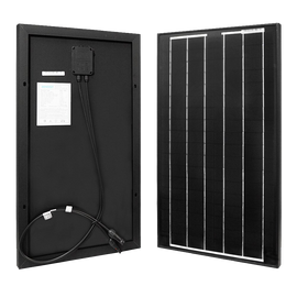 Renogy 30 Watts 12 Volts Monocrystalline Solar Panel