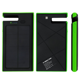 X-DRAGON Portable Solar Charger Panel Power Bank Battey Charger