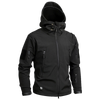 Tactical Jacket Outdoor Surviving Black