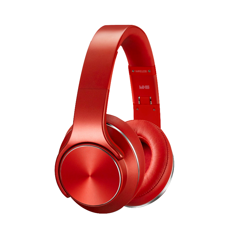 Headphones 3in1 MH5 Red