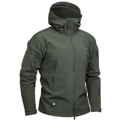 Tactical Jacket Outdoor Surviving Green