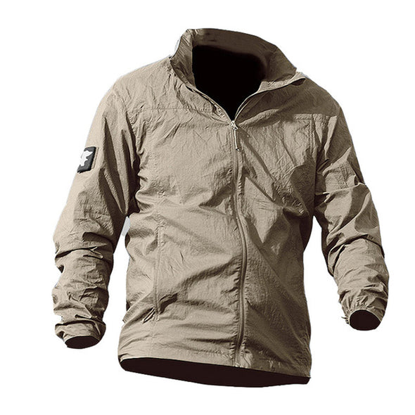 TACTICAL Jacket Light X Khaki