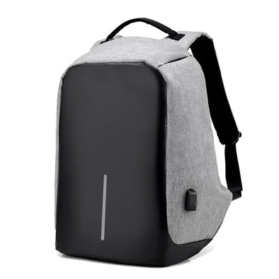 TACTICAL BACKPACK X9 ANTITHEFT WITH USB CHARGER Grey